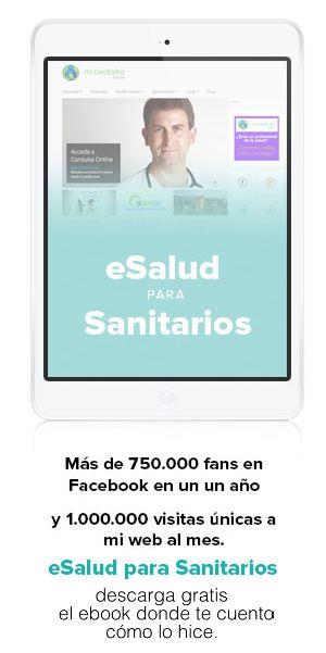 Descarga gratis mi eBook eSalud para Sanitarios