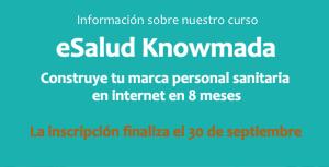 Inscríbete al curso Knowmadas de la Salud