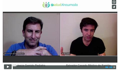 vídeo de la entrevista a Salvador Casado