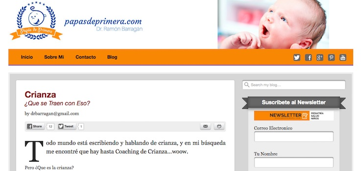 Papasdeprimera.com