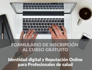 Curso Gratis Reputación Online Sanitarios